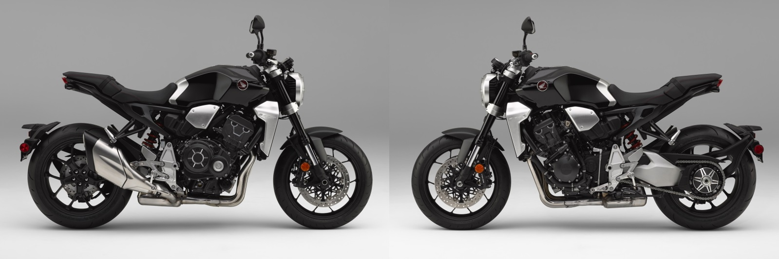 Honda CB1000R 2018 Neo Sports Café Right side and Left Side - BT