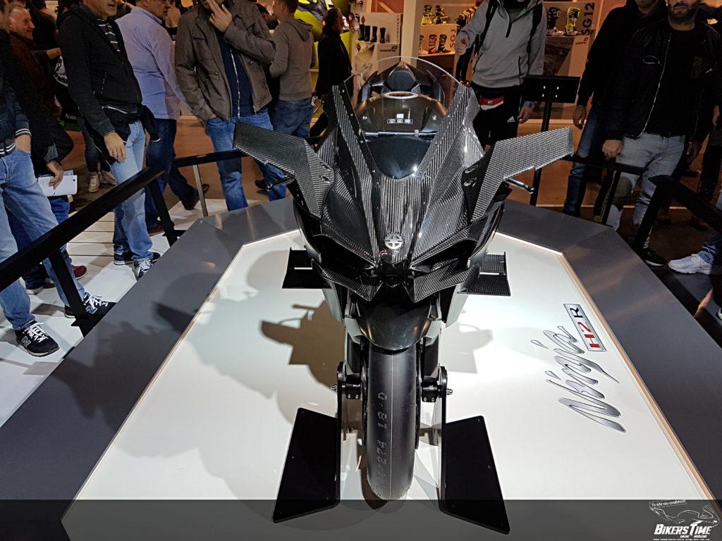 Kawasaki H2R EICMA 2017