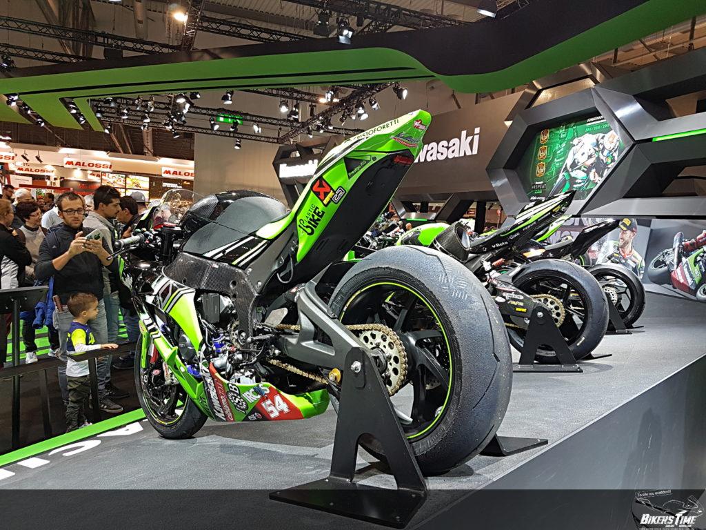 Kawasaki WSBK EICMA 2017