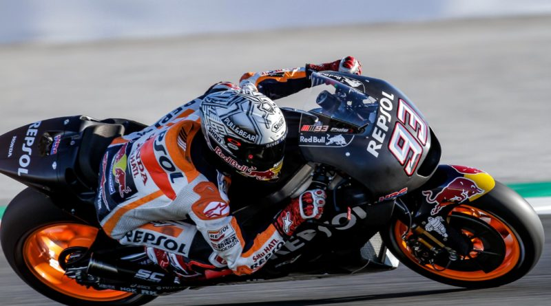MotoGP Valencia Test – 2η Ημέρα – 1-2 η Honda με τον Marquez στην 1η θέση
