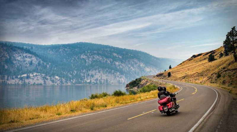 Riding the new Gold Wing Beyond the Expected - BT