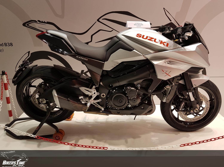 Suzuki Katana Concept 3.0 EICMA 2017