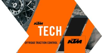 Tech video της KTM - Offroad traction control