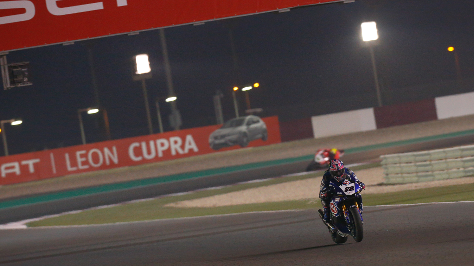 WSBK Losail - Race 2 - Alex Lowes