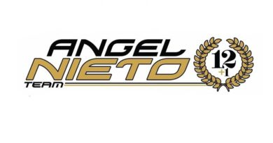 Aspar team renamed Ángel Nieto Team
