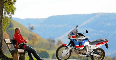 Honda ready to bring back the legendary Africa Twin 650