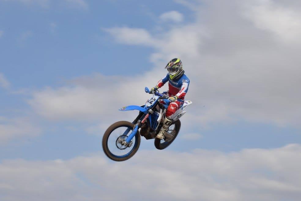 3ος Παγκύπριος Αγώνας Motocross - Σάββας Σάββα