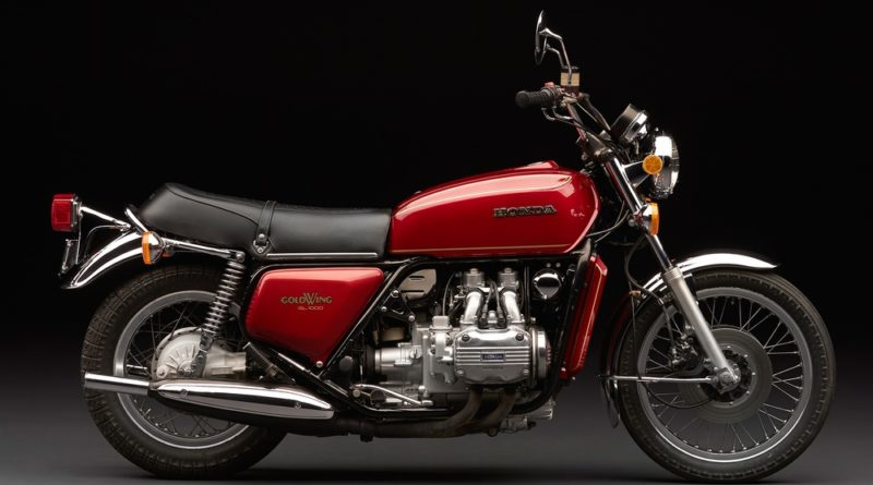 Honda Gold Wing GL1000 1975