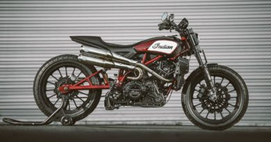Indian FTR1200 Concept