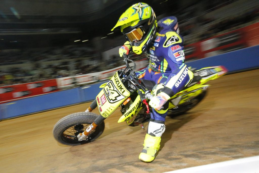 Superprestigio 2017 Toni Elias