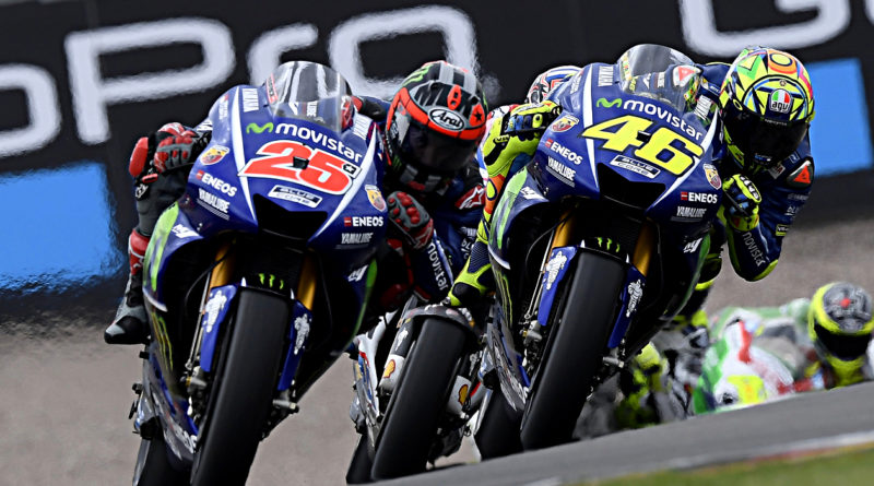 Vinales expected harder season by Rossi - BT