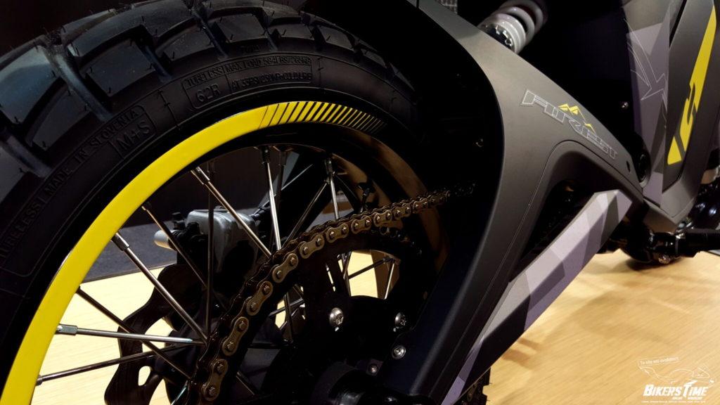 Volta Forest 2018 Rear Wheel