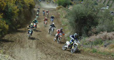 4ος Παγκύπριος Αγώνας Motocross - Μακούντα