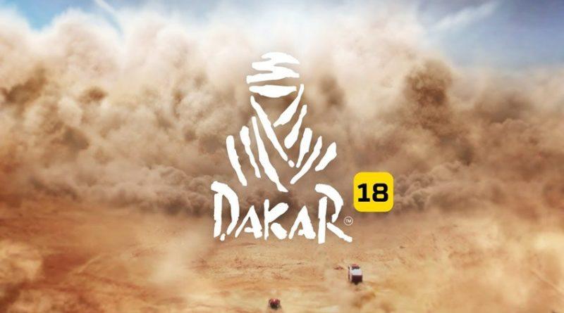 Ανακοινώθηκε το video game Dakar 18