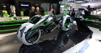 Kawasaki J Concept video