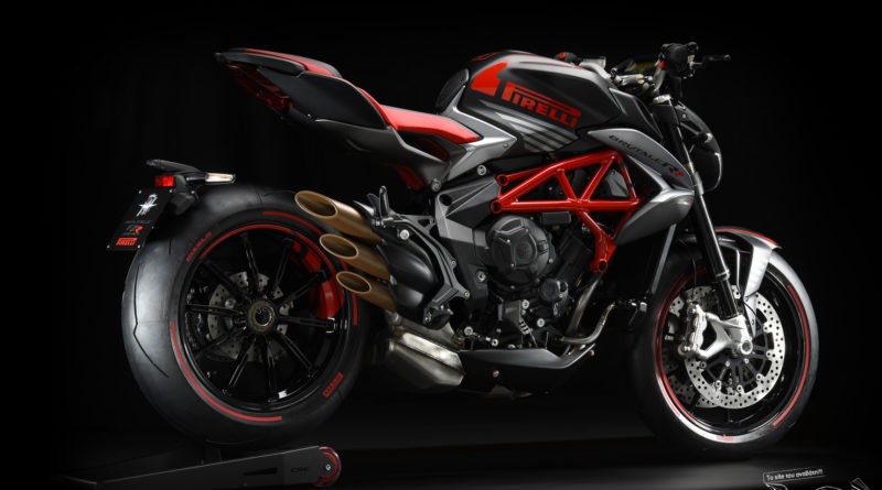 MV Agusta Brutale 800 RR Pirelli Edition 2018 Red