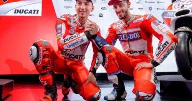 MotoGP - Dovizioso - O Lorenzo θα διεκδικήσει τον Τίτλο το 2018