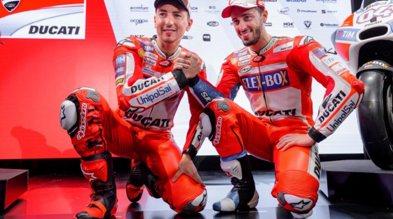 MotoGP – Dovizioso – O Lorenzo θα διεκδικήσει τον Τίτλο το 2018