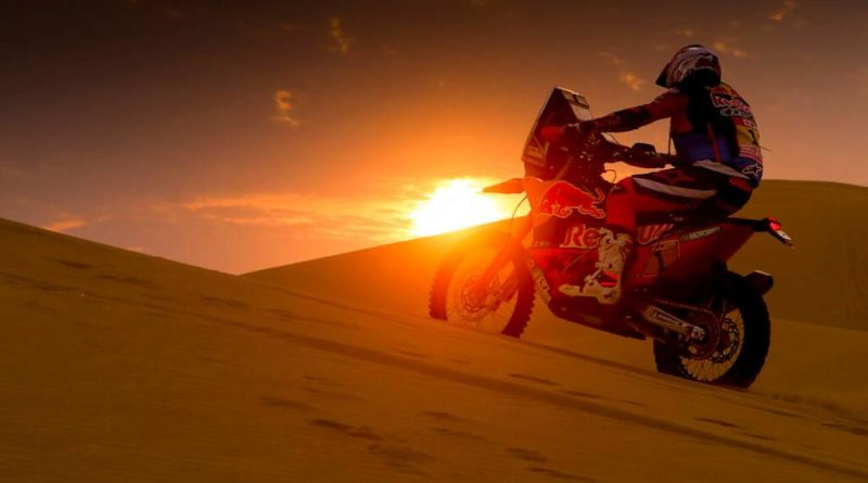 Sam Sunderland Rally Dakar 2018