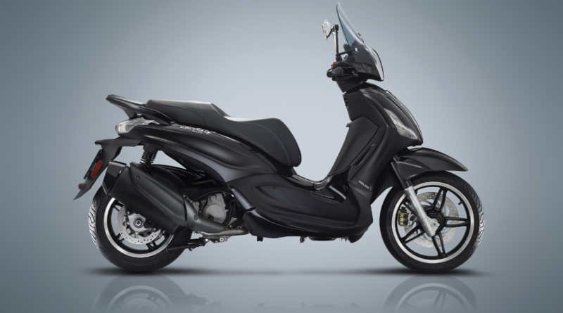 Παρουσίαση – Piaggio Beverly by Police 2018